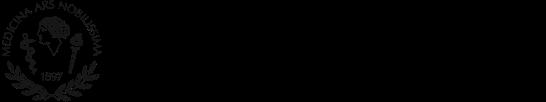 Логотип Первого Санкт-Петербургского государственного медицинский университета имени академика И.П. Павлова